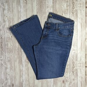 Old Navy The Diva Bootcut Jeans Short Length